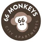 Studio Apartments: 66 Monkeys Berlin & Brandenburg