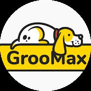 GrooMax logo