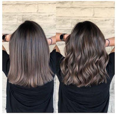 Накрутка волосся: До лопаток ( до 45 см)