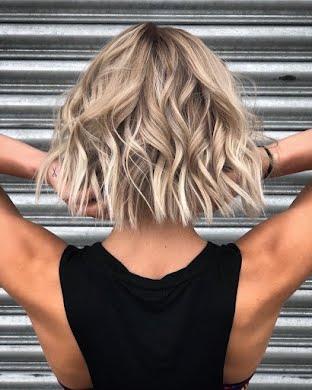 Складна техніка фарбування - ДО ПЛЕЧЕЙ (до 30 см) негусте волосся