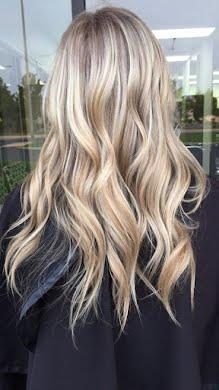Складна техніка фарбування НИЖЧЕ ПОЯСА (60 см і більше) негусте волосся