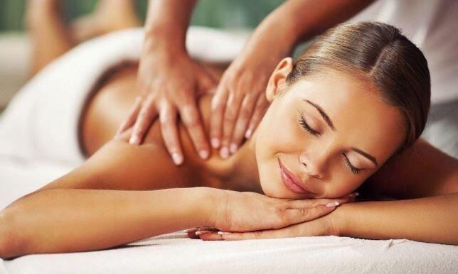 Всі види масажу