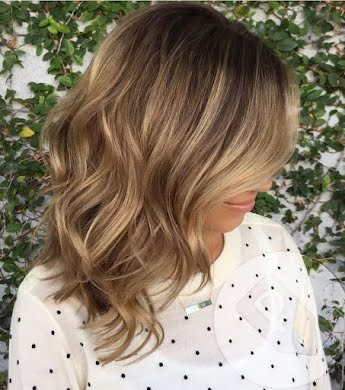 Женская стрижка Длинных волос