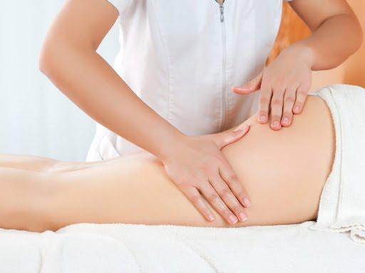 Антицеллюлитный массаж (ноги)