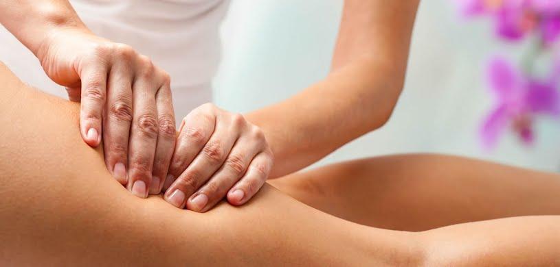 Антицеллюлитный массаж (ягодицы+ноги)