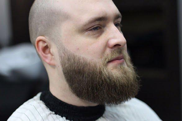 Стрижка бороди