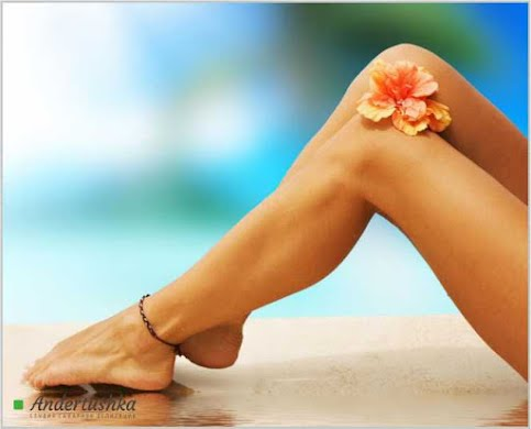 Ноги (до колена)