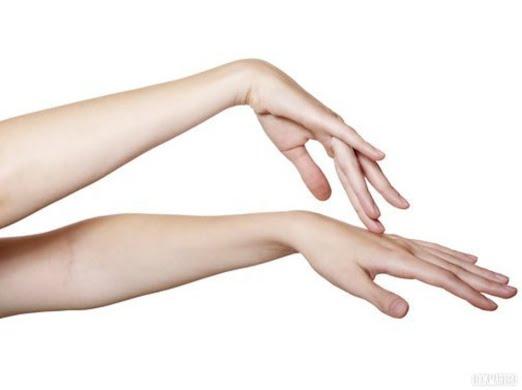 Руки (до локтя)
