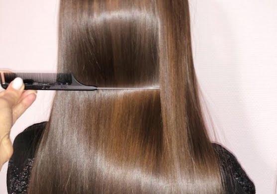 Кератиновое выпрямление волос GKhair Professinal