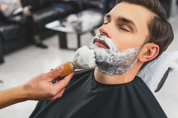 Королівське гоління   Старший барбер