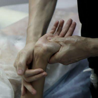 Массаж рук (40 мин.)