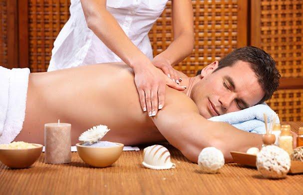 Фул-Боди массаж всего тела