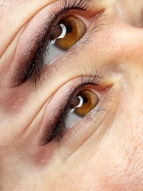 Permanent Eyeliner with Shadow
