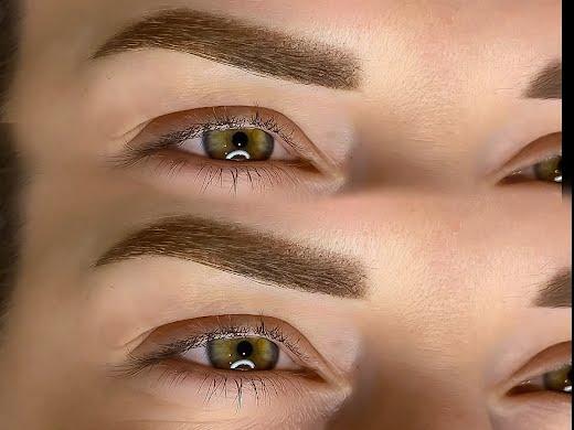 Powder/Ombre Eyebrow