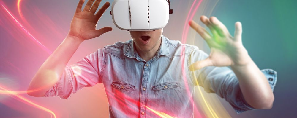VR club opening