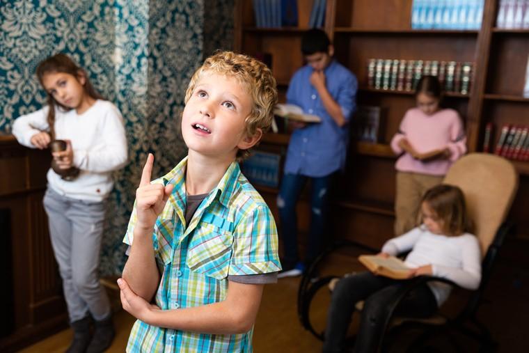 Детская Quest комната